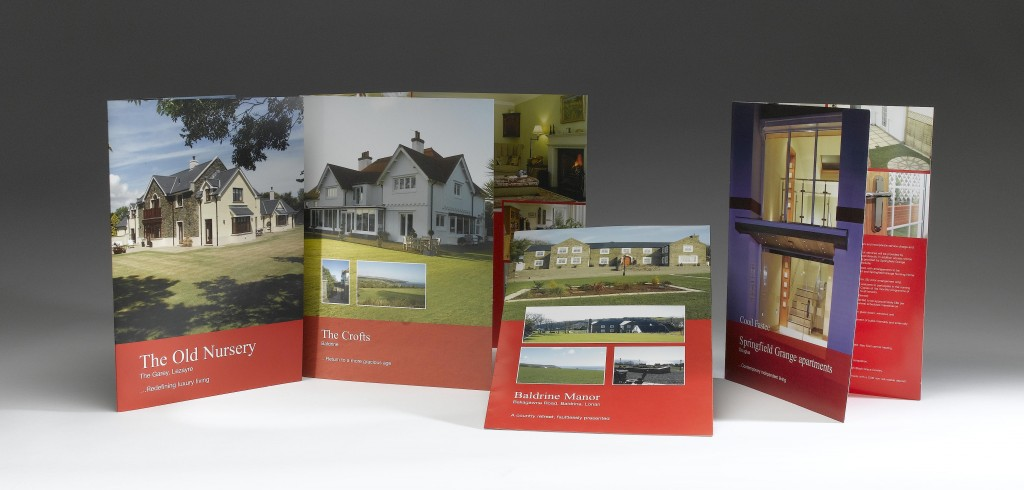 House Brochures  Andrew Barton Photography